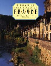 Cover of: Discovering the Villages of France | Michael Busselle