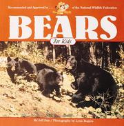 Cover of: Bears for kids