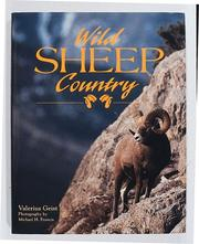 Cover of: Wild sheep country