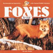 Cover of: Foxes for kids
