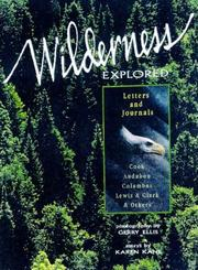 Cover of: Wilderness Explored