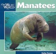 Cover of: Manatees (Our Wild World)