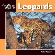 Cover of: Leopards (Our Wild World)