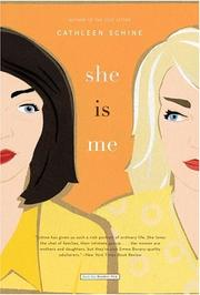 Cover of: She is me: a novel