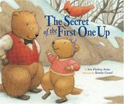 Cover of: The secret of the first one up