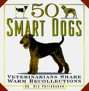 Cover of: 50 smart dogs | written and edited by Rex Puterbaugh.