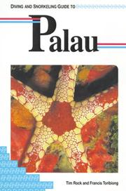 Cover of: Diving and snorkeling guide to Palau