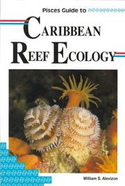 Cover of: Pisces guide to Caribbean reef ecology