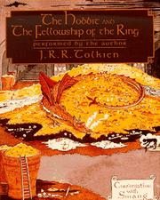 Cover of: The Hobbit and The Fellowship of the ring