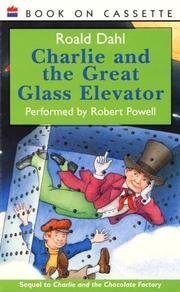 Cover of: Charlie and the Great Glass Elevator Audio (Stand Alone)