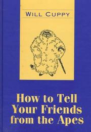 Cover of: How to tell your friends from the apes | Will Cuppy