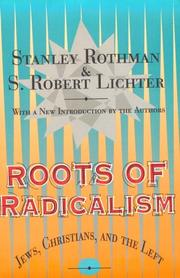 Cover of: Roots of radicalism