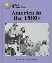 Cover of: America in the 1960s