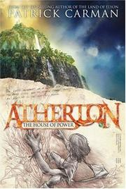 Cover of: Atherton #1: The House of Power (Atherton)