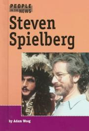 Cover of: People in the News - Steven Spielberg (People in the News)