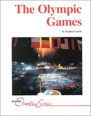 Cover of: The Olympic Games