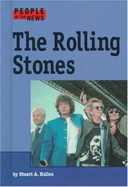 Cover of: People in the News - The Rolling Stones (People in the News)
