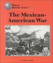 Cover of: The Mexican-American War