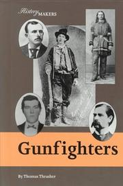 Cover of: Gunfighters of the American West