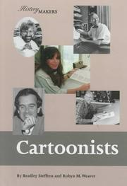 Cover of: Cartoonists | Bradley Steffens