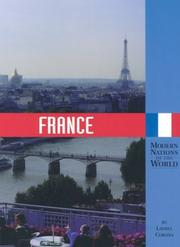 Cover of: Modern Nations of the World - France (Modern Nations of the World)