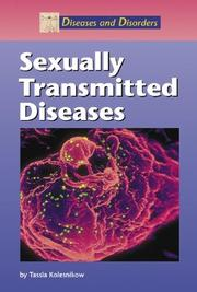 Cover of: Diseases and Disorders - Sexually Transmitted Diseases (Diseases and Disorders)
