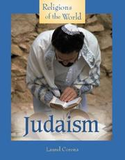 Cover of: Religions of the World - Judaism (Religions of the World)