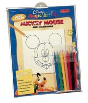 Cover of: Learn to Draw Mickey Mouse and Friends Kit (Snap Pack Series)