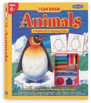 Cover of: Animals  Kit (I Can Draw Kits)