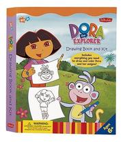 Cover of: Dora the Explorer Drawing Book & Kit (Nick Jr. Drawing Books & kits)