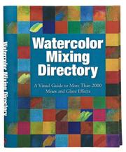Cover of: Watercolor Mixing Directory