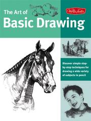 Cover of: Art of Basic Drawing