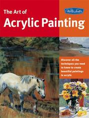 Cover of: Art of Acrylic Painting