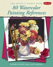 Cover of: The Artist's Source Book: 80 Watercolor Painting References