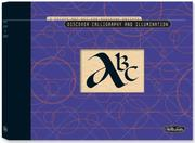 Cover of: Discover Calligraphy and Illumination Kit