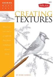 "Cover of: Drawing Made Easy: Realistic Textures: Discover your ""inner artist"" as you explore the basic theories and techniques of pencil drawing"