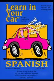 Cover of: Spanish Level Two