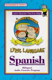 Cover of: Language Spanish/English