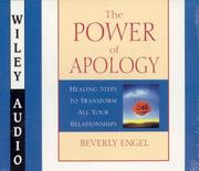 Cover of: The Power of Apology | Beverly Engel