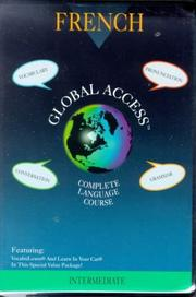 Cover of: Global Access: French Intermediate  | Penton