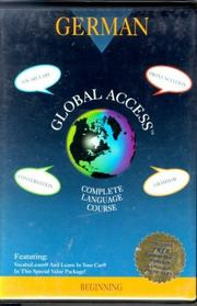 Cover of: Global Access: German Beginning