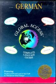 Cover of: Global Access : German : Complete Language Course