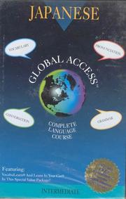 Cover of: Global Access: Japanese : Complete Language Course