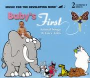 Cover of: Baby's First