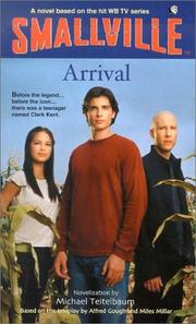 Cover of: Smallville: Arrival
