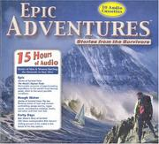 Cover of: Epic Adventures |