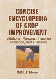 Cover of: Introduction to the History of Crop Development