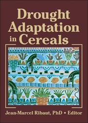 Cover of: Drought Adaptation in Cereals (Crop Science) (Crop Science)