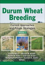 Cover of: Durum Wheat Breeding