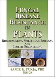 Cover of: Fungal Disease Resistance in Plants